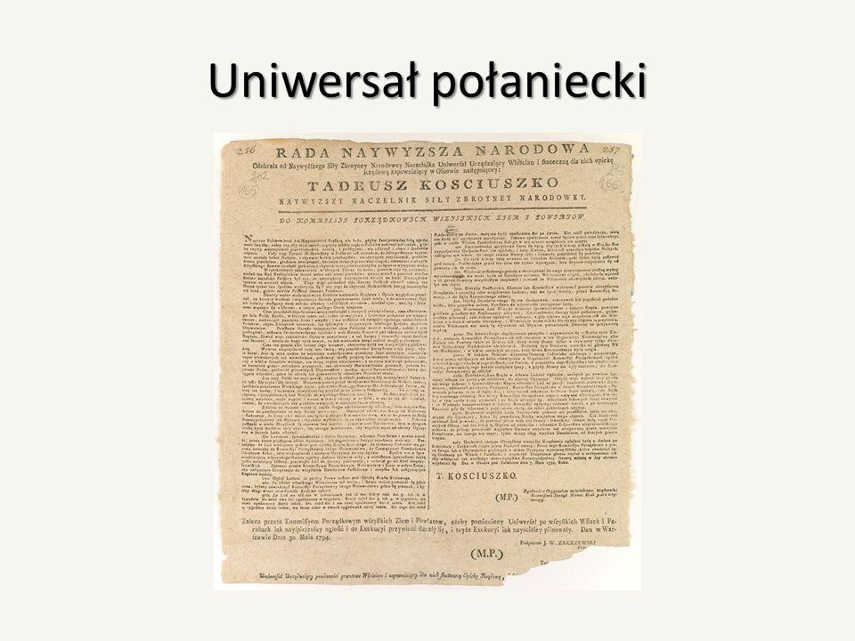 Bitwa pod Szczekocinami 6 czerwca pod Szczekocinami doszło do kolejnej bitwy wojsk polskich z połączonymi siłami rosyjsko-pruskimi Fiodora Denisowa i Fryderyka Wilhelma II.
