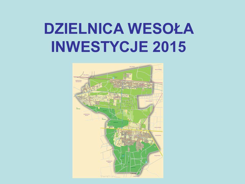 Budżet inwestycyjny w 2015r. Projekt budżetu: 11 194 958 zł