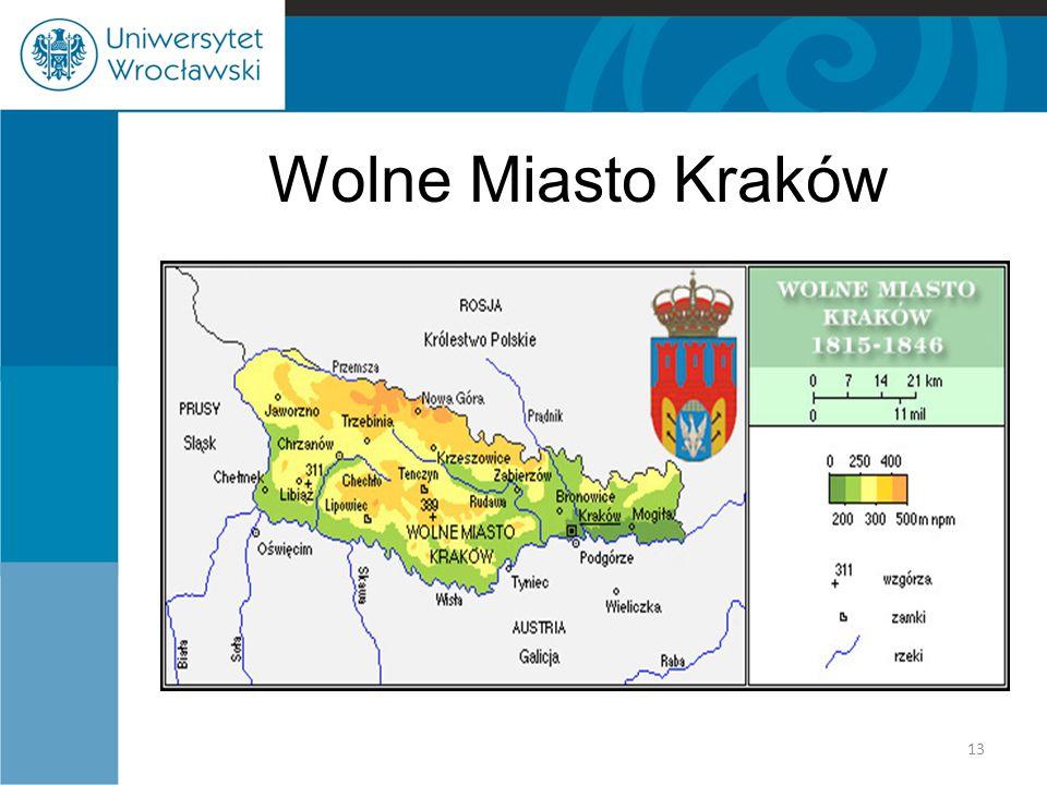 Wolne Miasto Kraków 13