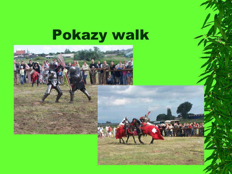Pokazy walk