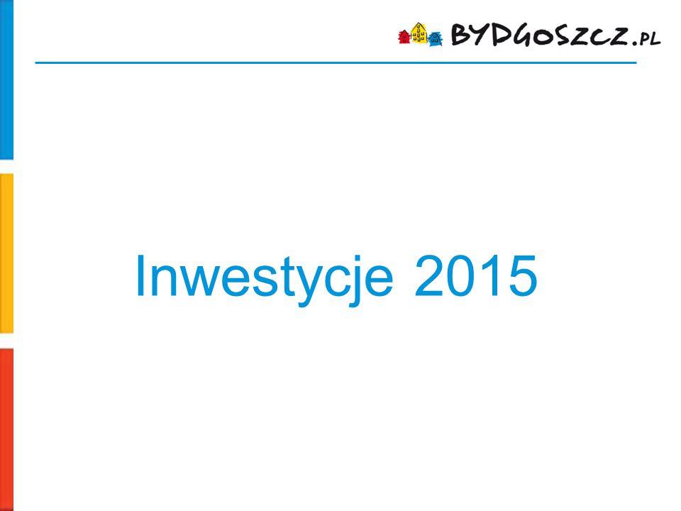 Inwestycje 2015