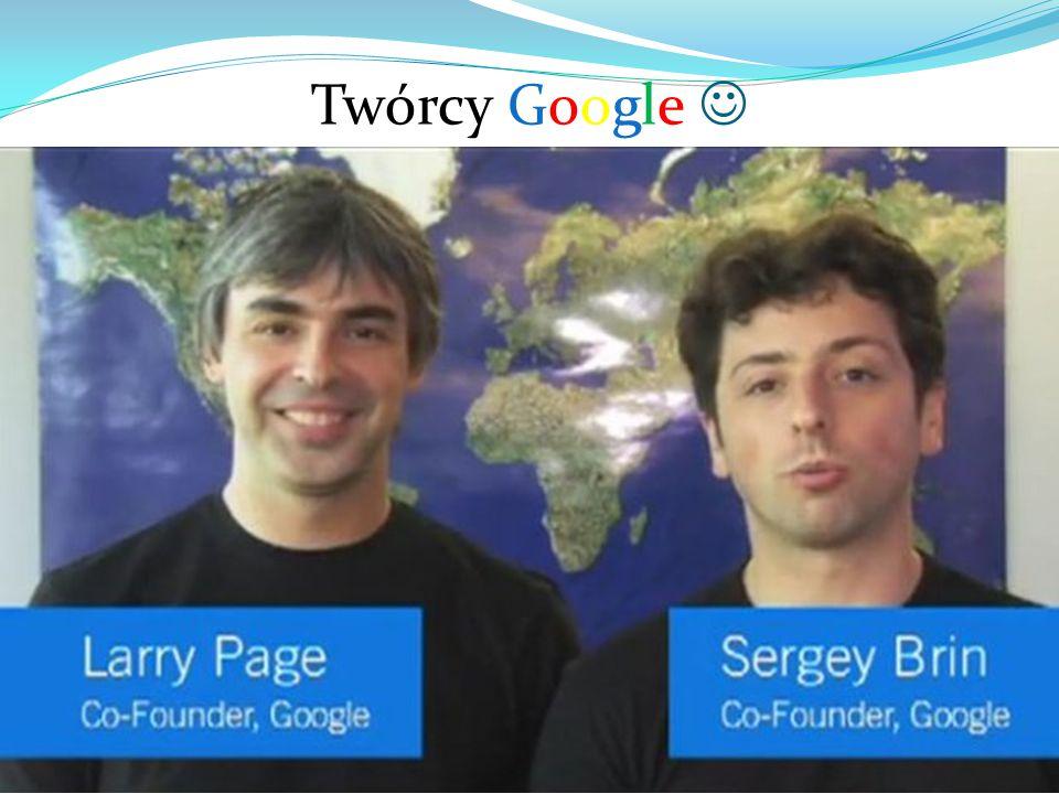 Twórcy Google