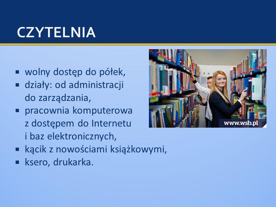  76 tytułów bieżących i 44 tytuły archiwizowane w Gdańsku,  15 tytułów bieżących w Gdyni,  udostępniane na miejscu,  wykaz czasopism z linkami na stronie www,  abstrakty artykułów w katalogu bibliotecznym.