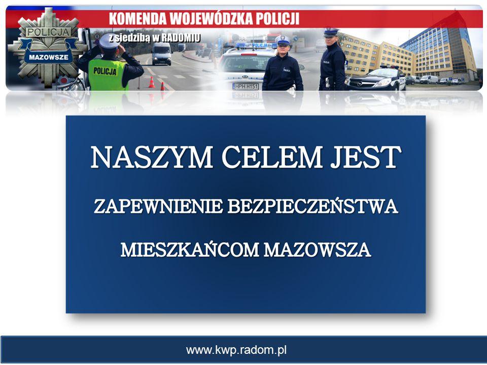 wrd@mazowiecka.policja.gov.pl PRZYCZYNY WYPADKÓW PRZYCZYNY WYPADKÓW Z WINY PIESZEGO