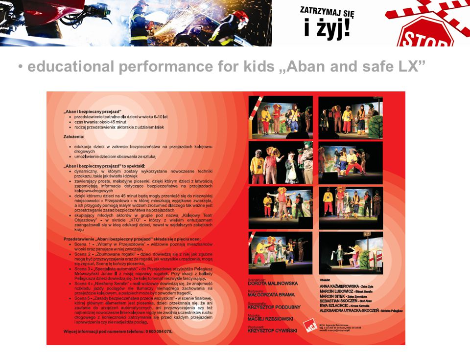 "educational performance for kids ""Aban and safe LX"""