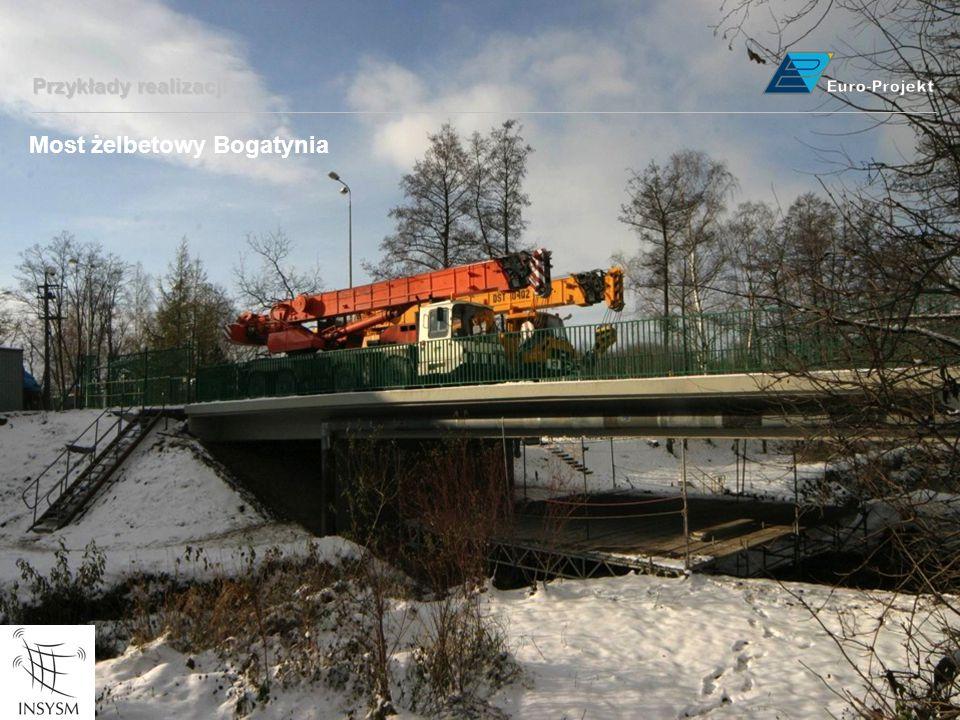 Przykłady realizacji Most żelbetowy Bogatynia