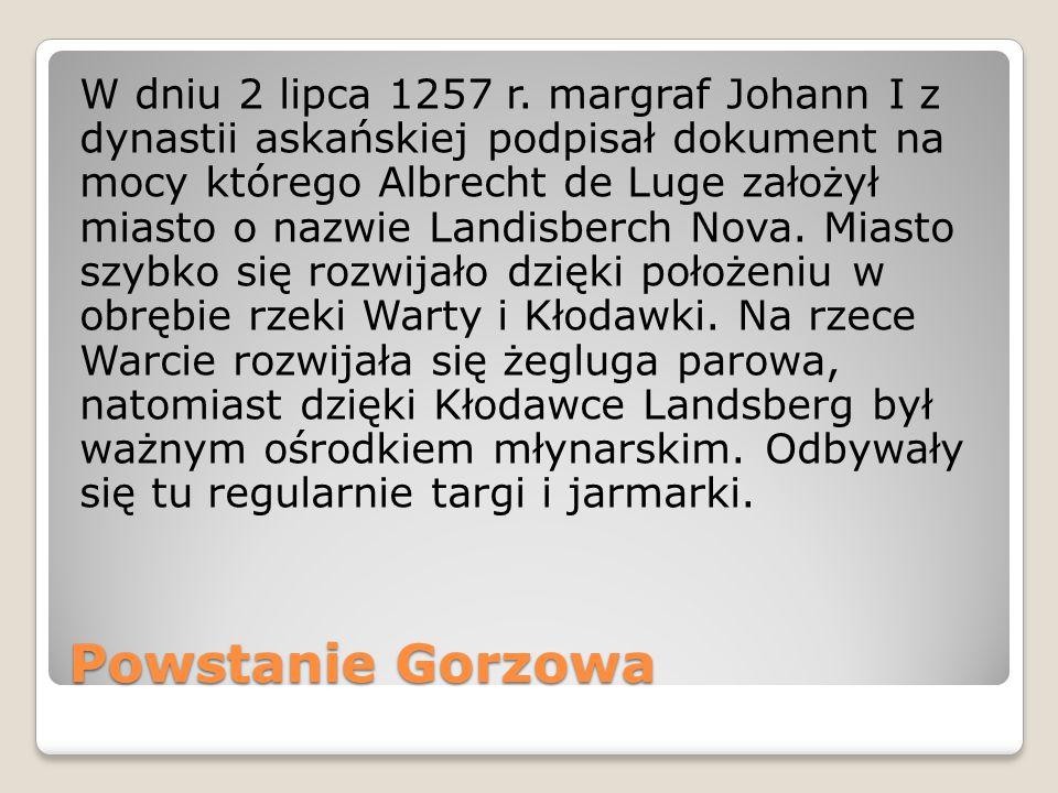 Znani Gorzowianie 4 Kazimierz Marcinkiewicz, ur.w 1959r., polityk i nauczyciel.