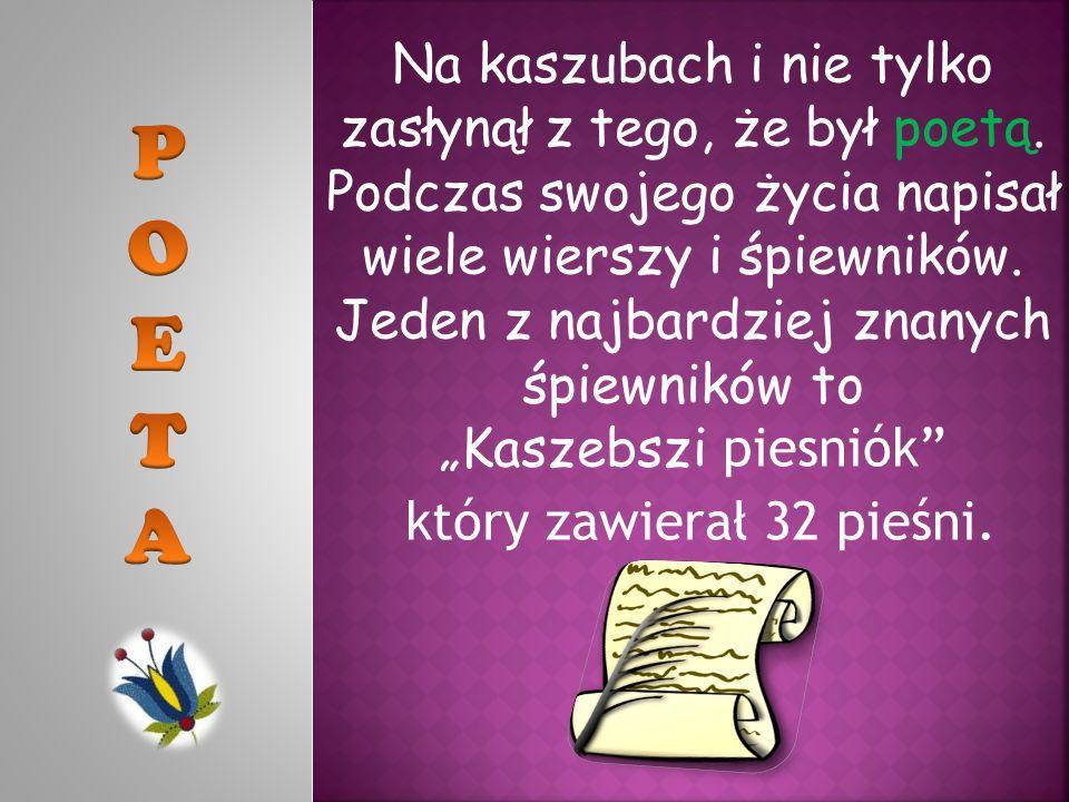 Publikacje Kaszebskji pjesnjôk.Dzél I, Rogo ź no Wlkp.
