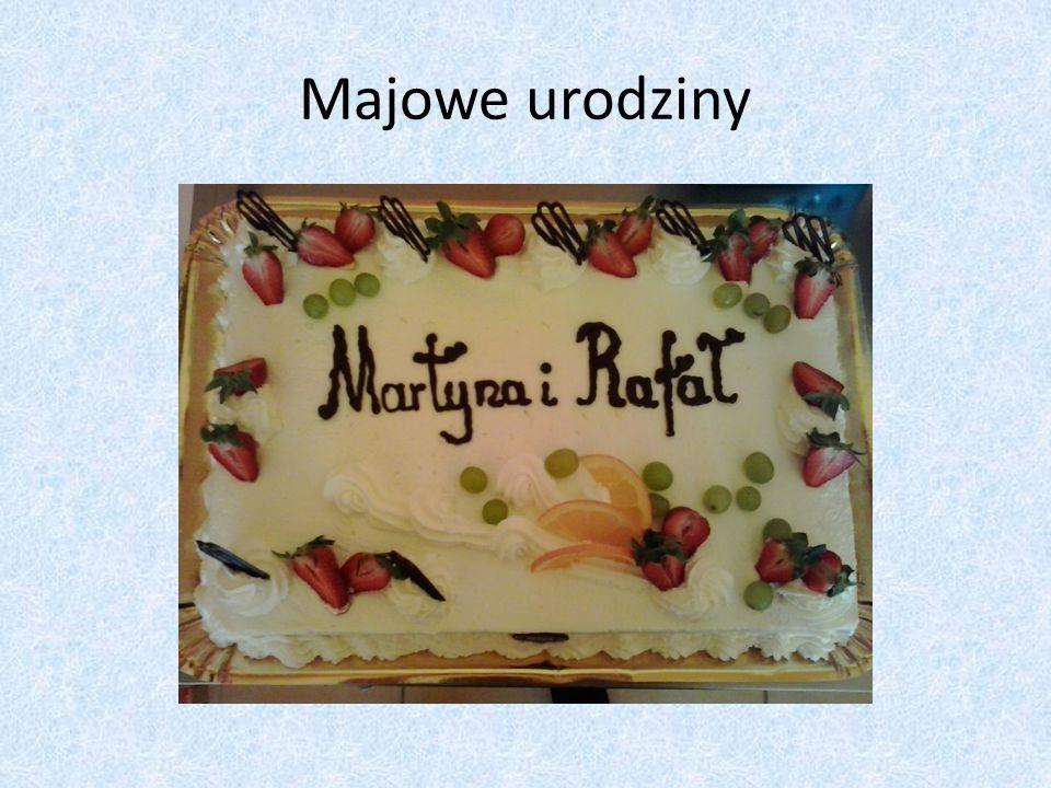 Majowe urodziny