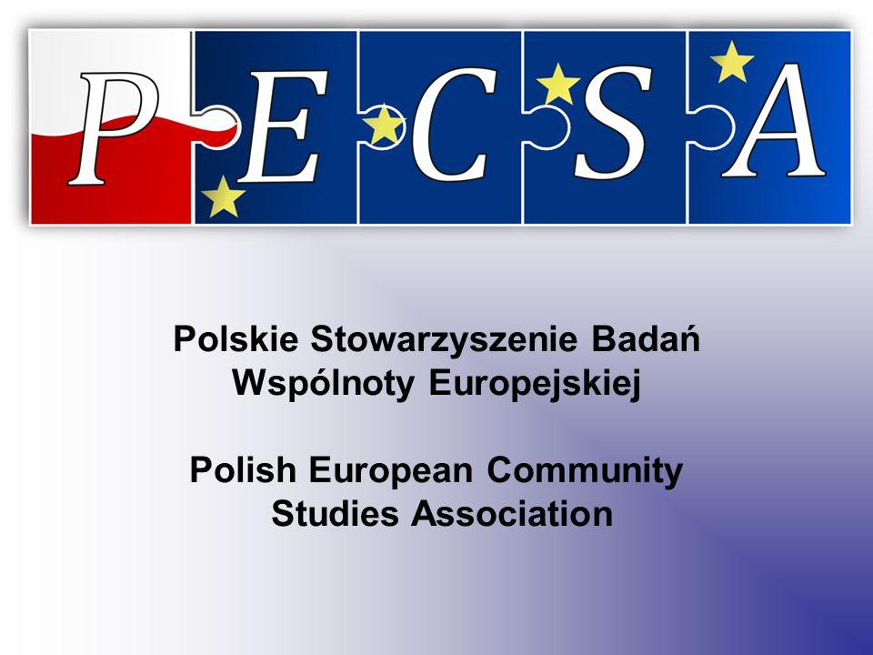 Polskie Stowarzyszenie Badań Wspólnoty Europejskiej Polish European Community Studies Association