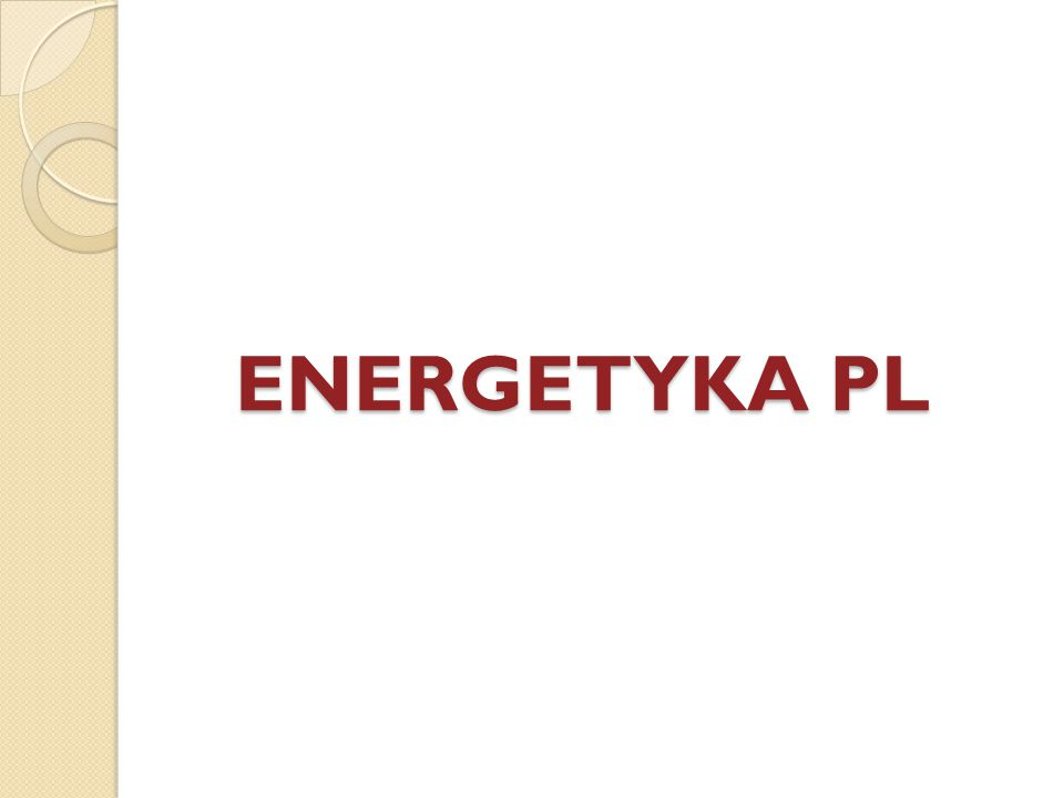 ENERGETYKA PL