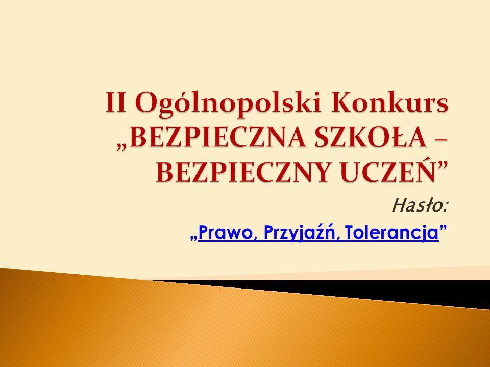 Czas trwania konkursu 01 IX 2012r. – 28 II 2013r.