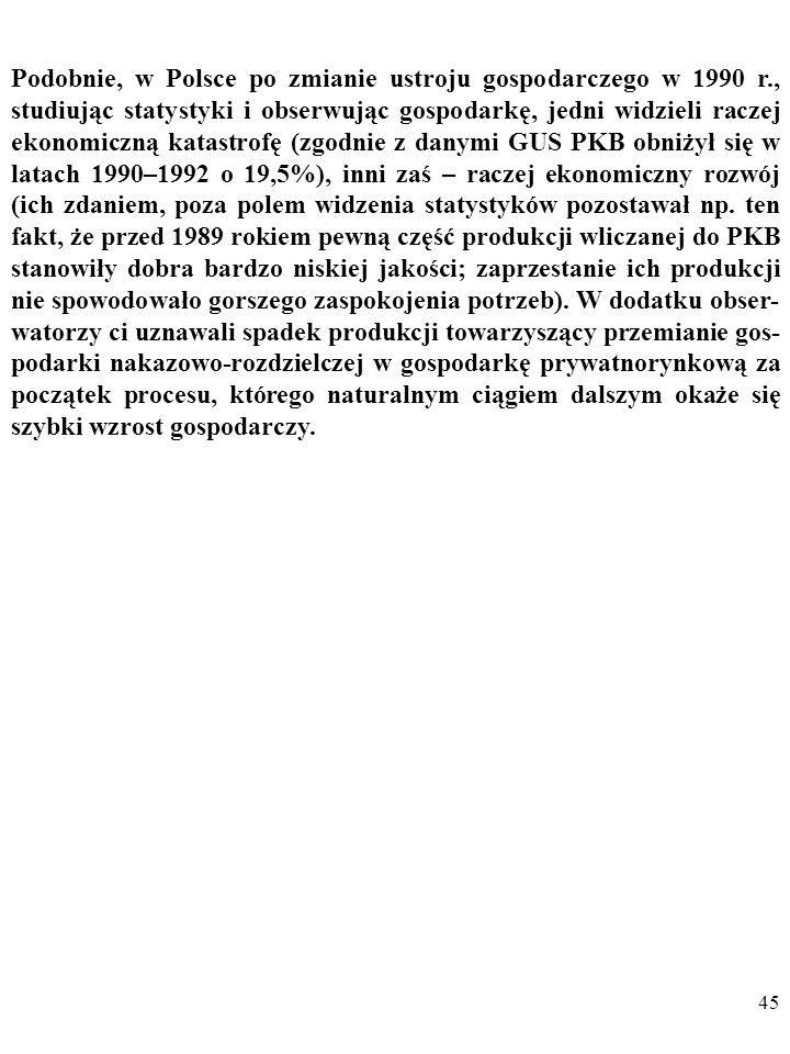 44 Np. Polanyi tak opisuje zmiany wrażeń studenta, który obser- wuje zdjęcia rentgenowskie płuc.