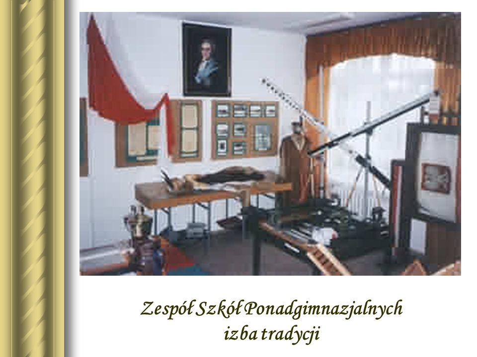 Zespół Szkół Ponadgimnazjalnych im. Ignacego Wyssogoty Zakrzewskiego w Żelechowie