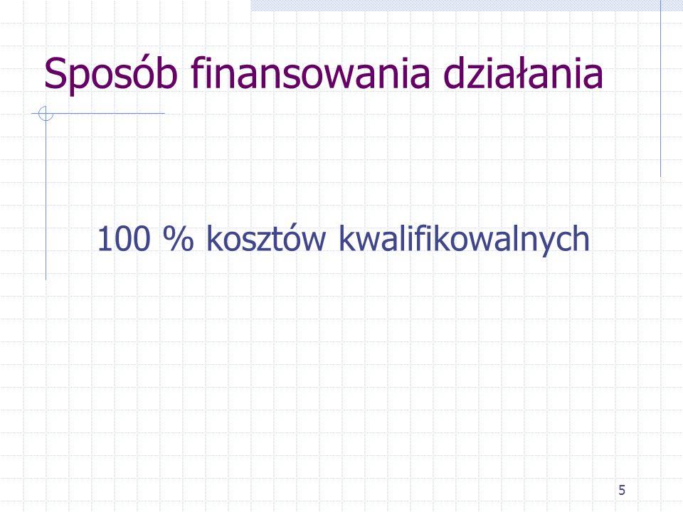 6 Kryteria merytoryczne Trwałość w czasie Inwestycja ma możliwości przyszłego rozwoju 4 pkt Wniosek - Opis, cel i uzasadnianie projektu, cz.