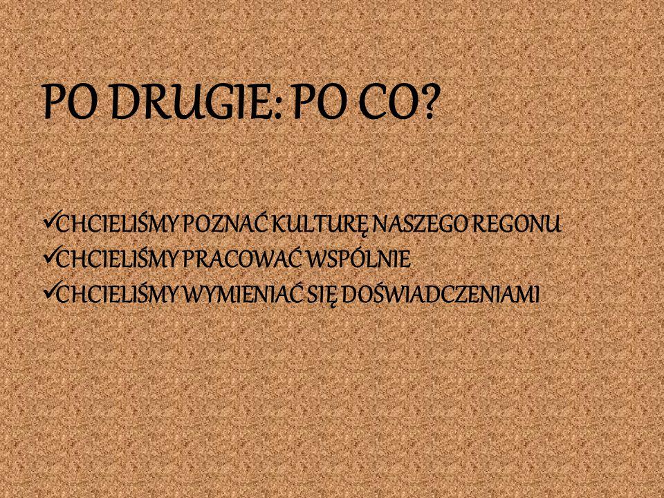 PO DRUGIE: PO CO.