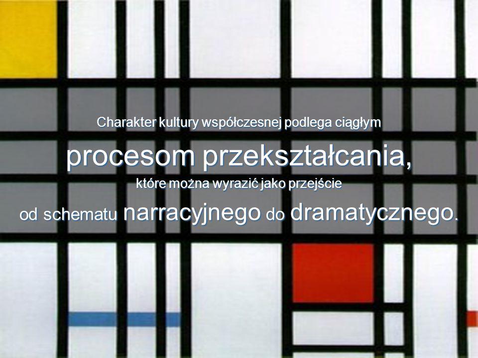 Zmiany w praktyce artystycznej, interpretacyjnej i krytycznej wymagają także przekształceń w zakresie uczestnictwa w sztuce i jej percepcji