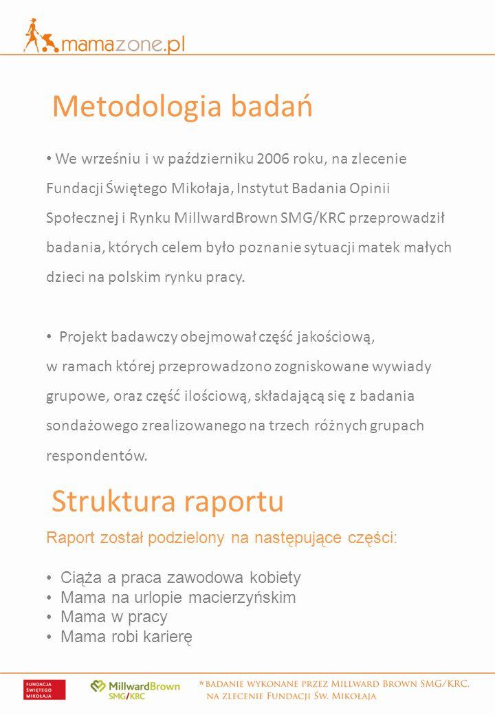 We wrześniu i w październiku 2006 roku, na zlecenie Fundacji Świętego Mikołaja, Instytut Badania Opinii Społecznej i Rynku MillwardBrown SMG/KRC przep