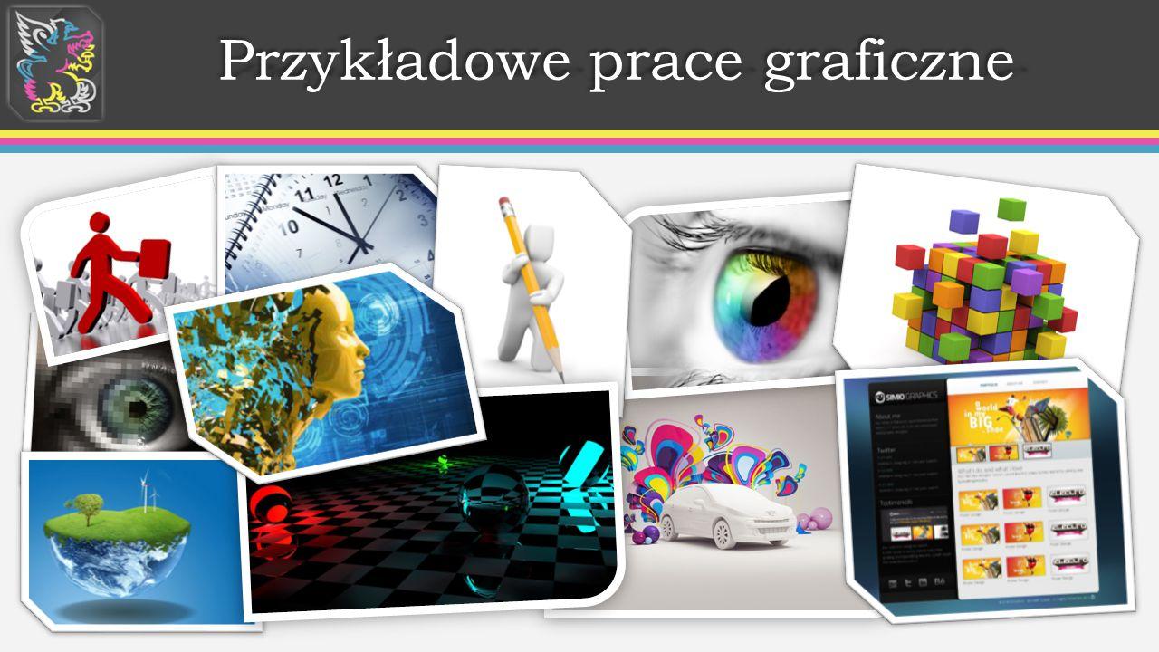 Przykładowe prace graficzne Przykładowe prace graficzne