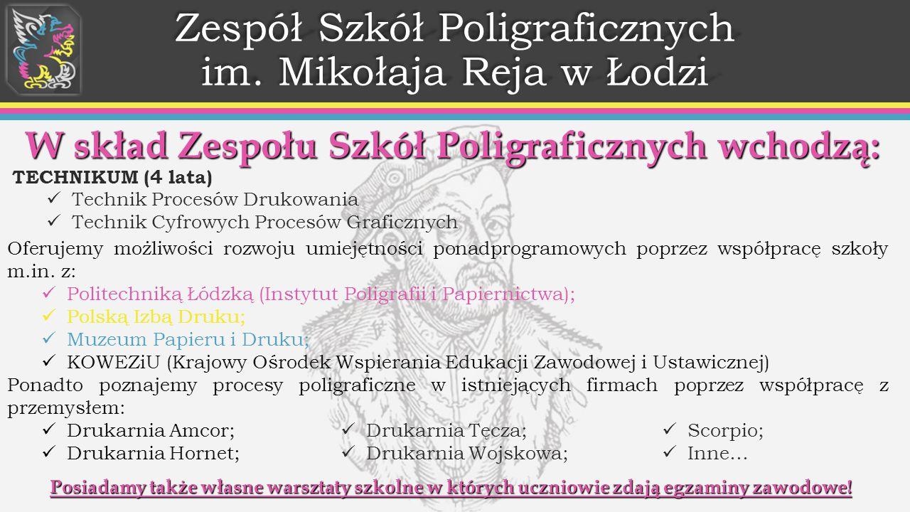 Zespół Szkół Poligraficznych im.