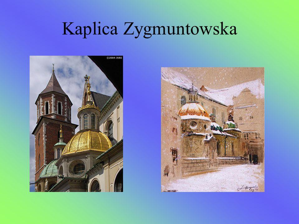 Kaplica Zygmuntowska