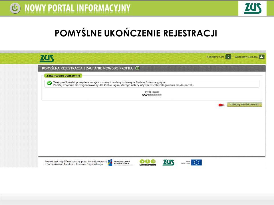 www.zus.pl www.pue.zus.pl LOGOWANIE