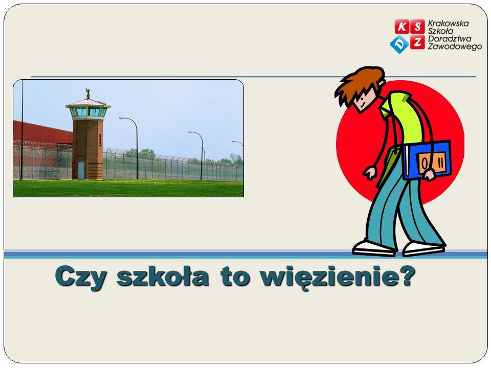 Czy szkoła to więzienie?