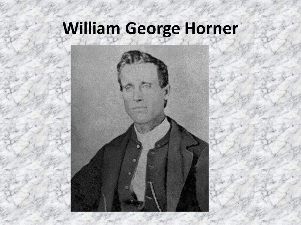 William George Horner