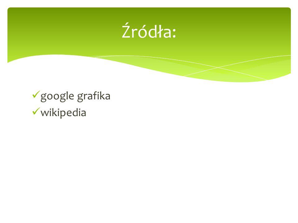 google grafika wikipedia Źródła: