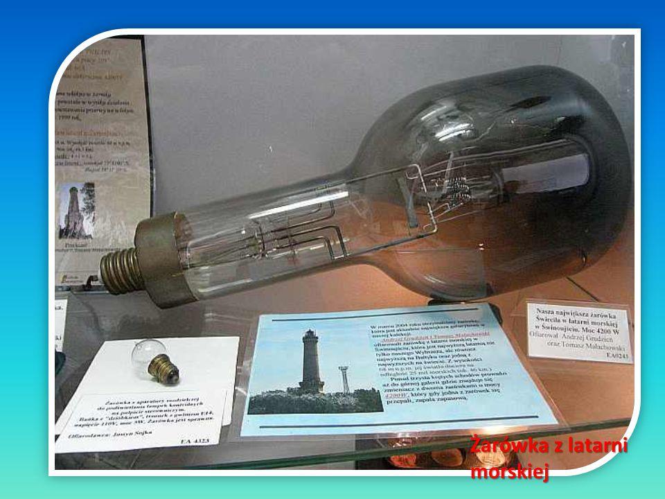 Żarówka z latarni morskiej