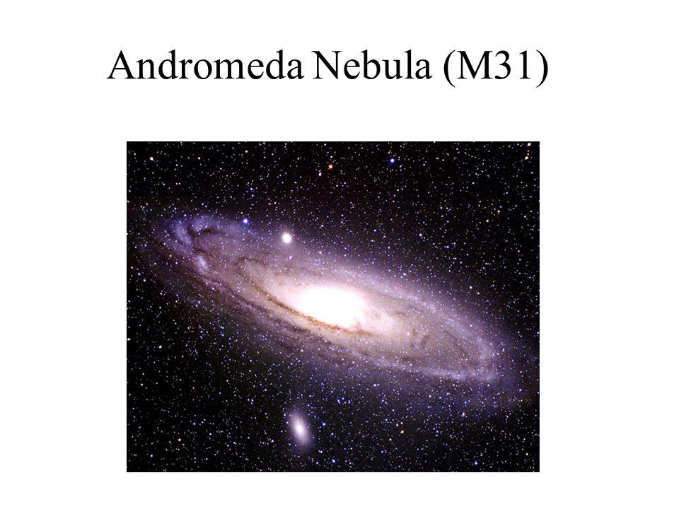 Andromeda Nebula (M31)