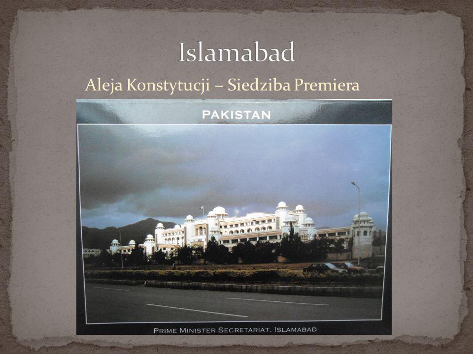 Aleja Konstytucji – Siedziba Premiera
