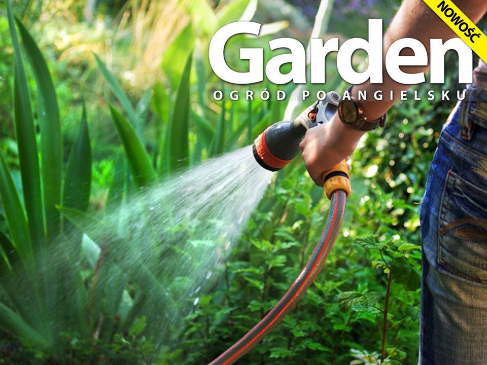 Pakiet reklamowy Garden – ogród po angielsku & Zielonyogródek.pl, To unikalne połączenie dwóch kanałów komunikacji: prasy i Internetu.