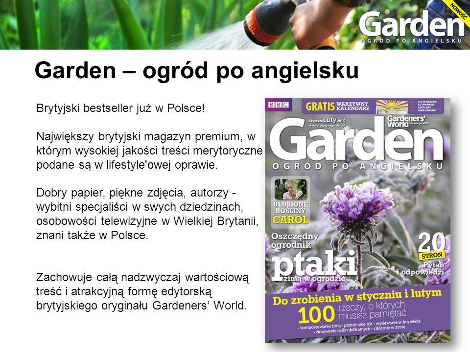 Brytyjski bestseller już w Polsce! Największy brytyjski magazyn premium, w którym wysokiej jakości treści merytoryczne podane są w lifestyle'owej opra