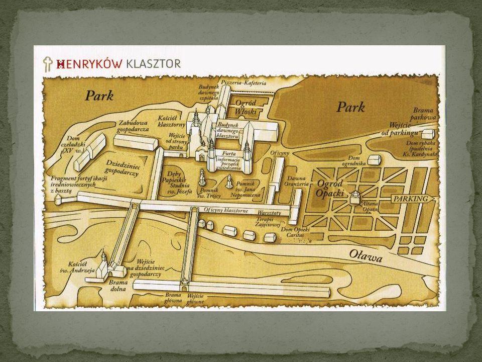 Założony w 1222 przez księcia Henryka Śląskiego, ufundowany został przez kanonika Mikołaja.