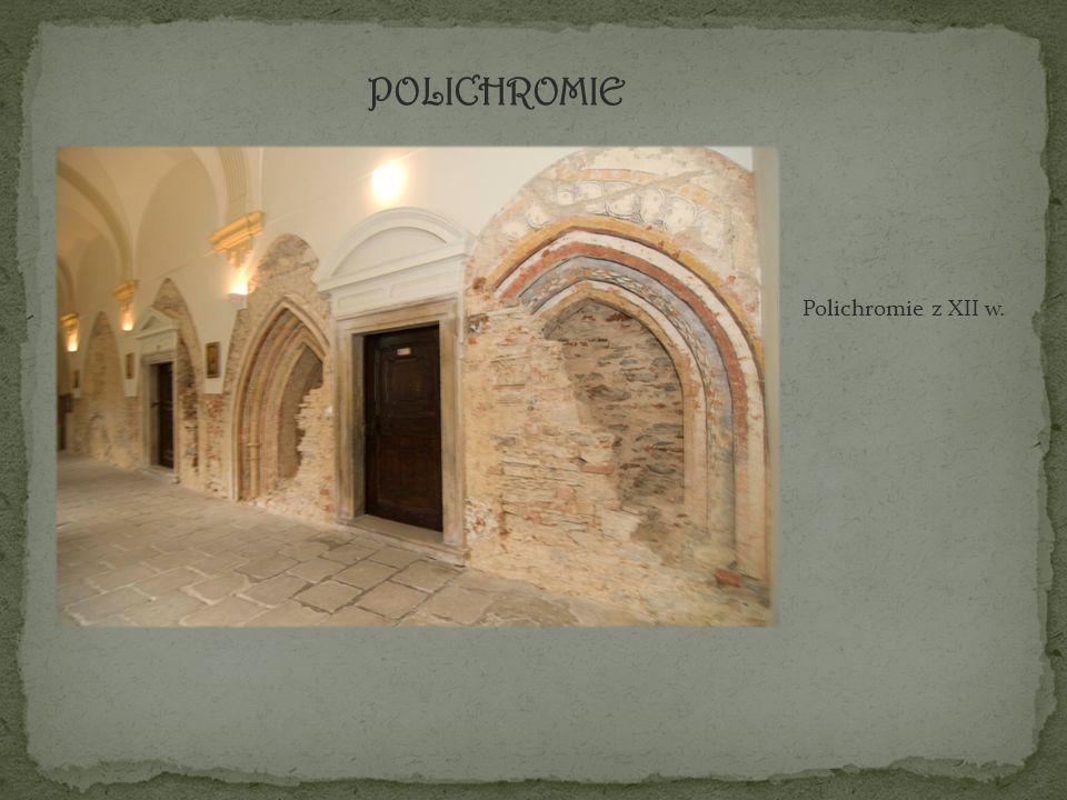 Polichromie z XII w.