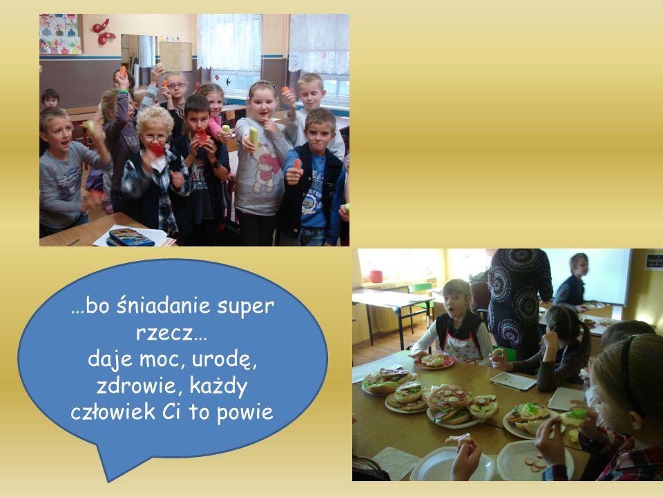 W naszej szkole Kluby Śniadaniowe działają w klasach: Ia, Ib, Ic, Id, IIa, II b, IIc, II d, IIIa, IIIb, IIIc, IIId
