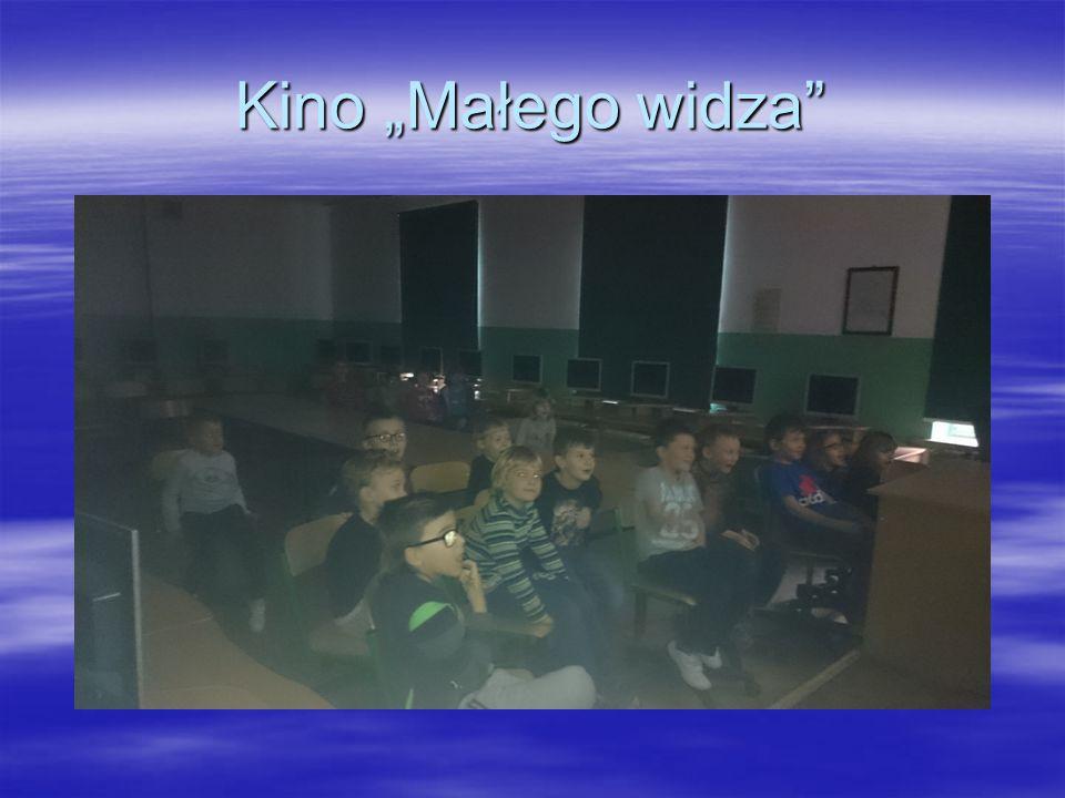 """Kino """"Małego widza"""