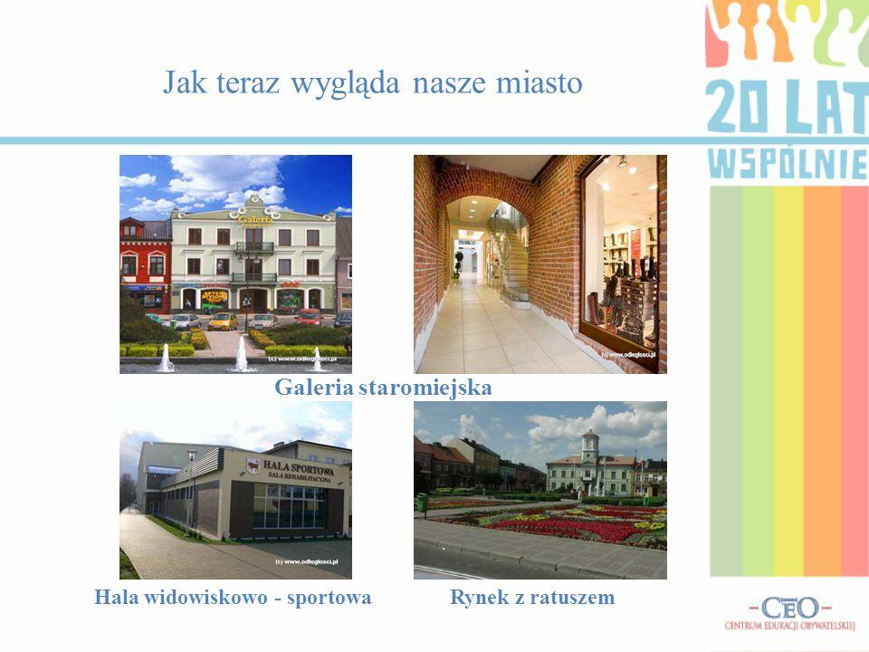Dariusz Maćczak, kl.3c Mateusz Wieczorek, kl. 3c Szymon Ochota, kl.