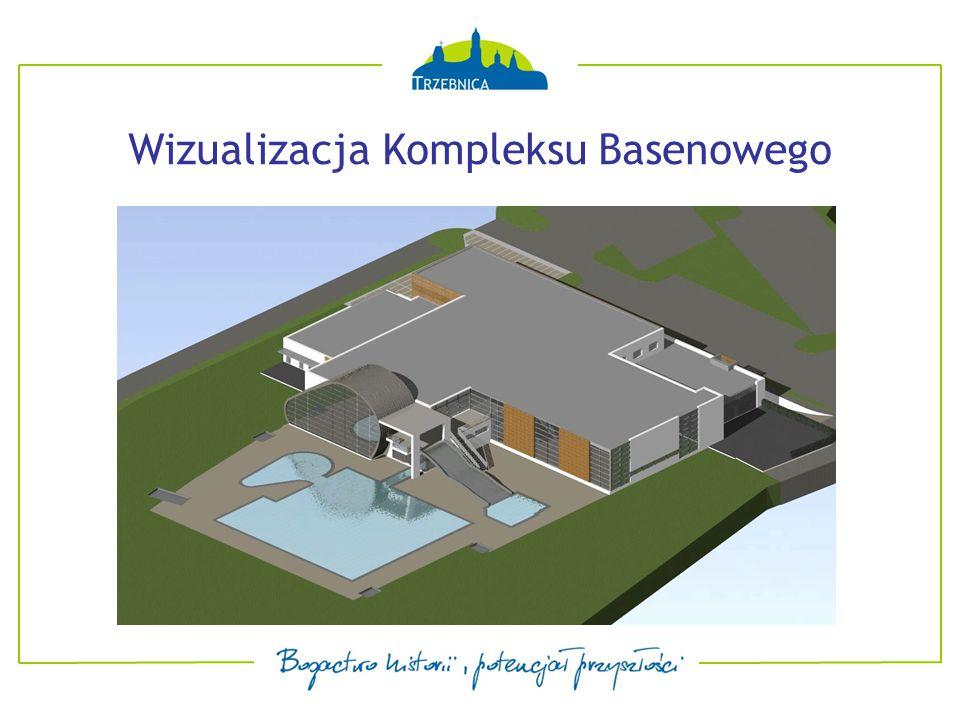 Wizualizacja Kompleksu Basenowego