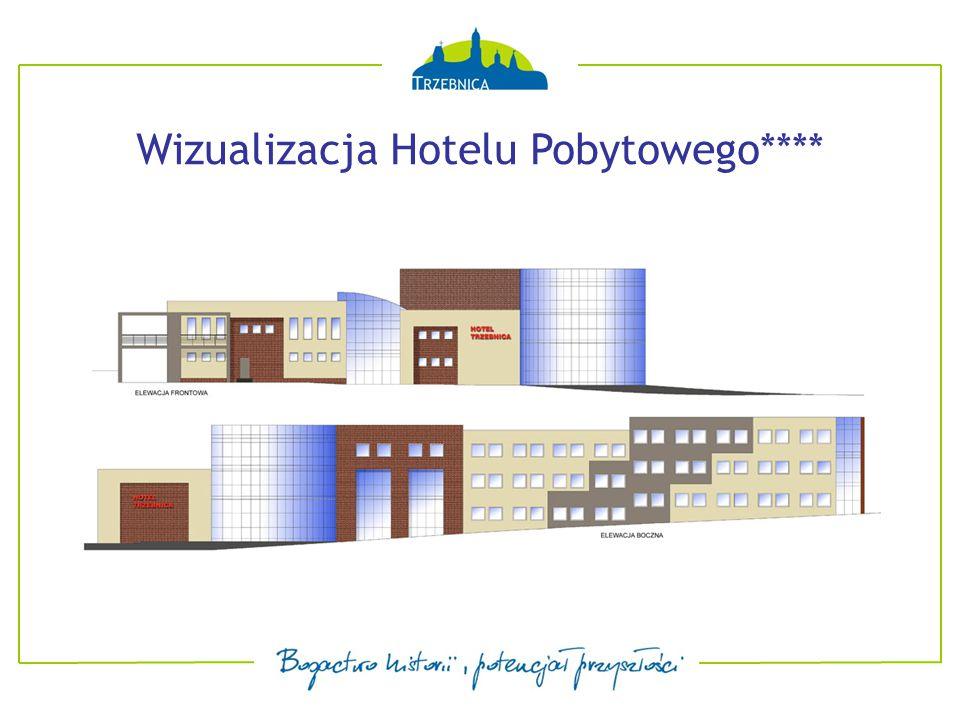 Wizualizacja Hotelu Pobytowego****