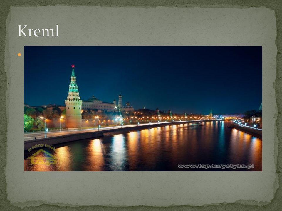 Kreml – to główny kompleks architektury rosyjskiej; w jego skład wchodzą: warownia wraz z zabudowaniami książęcymi, cerkwie, budynki administracyjne; od wieków Kreml uważa się za symbol potęgi państwa.