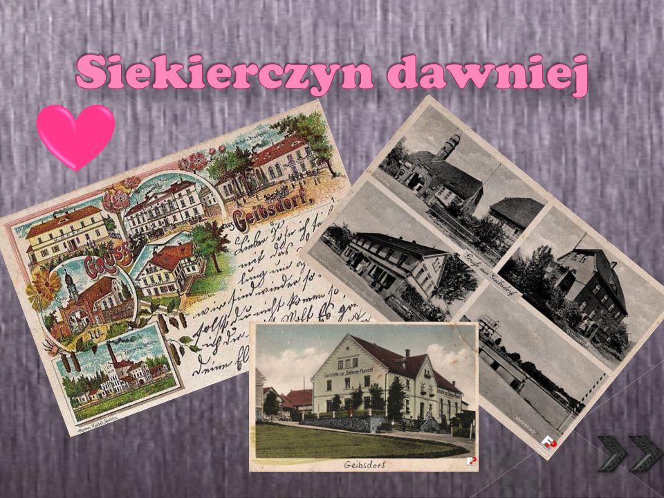  Siekierczyn – wieś w Polsce położona województwie dolnośląskim, w powiecie lubańskim, w gminie Siekierczyn, ok. 20 km od granicy niemiecko-polskiej