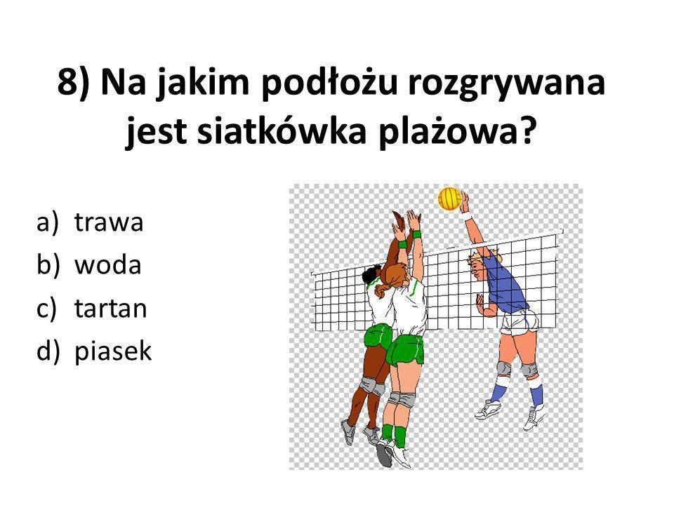 19) Wymień podstawowe pozycje zawodników w piłce siatkowej ----------