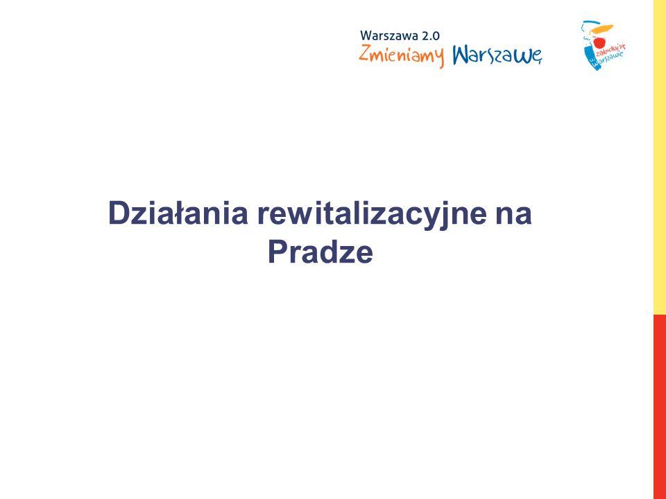 Działania rewitalizacyjne na Pradze