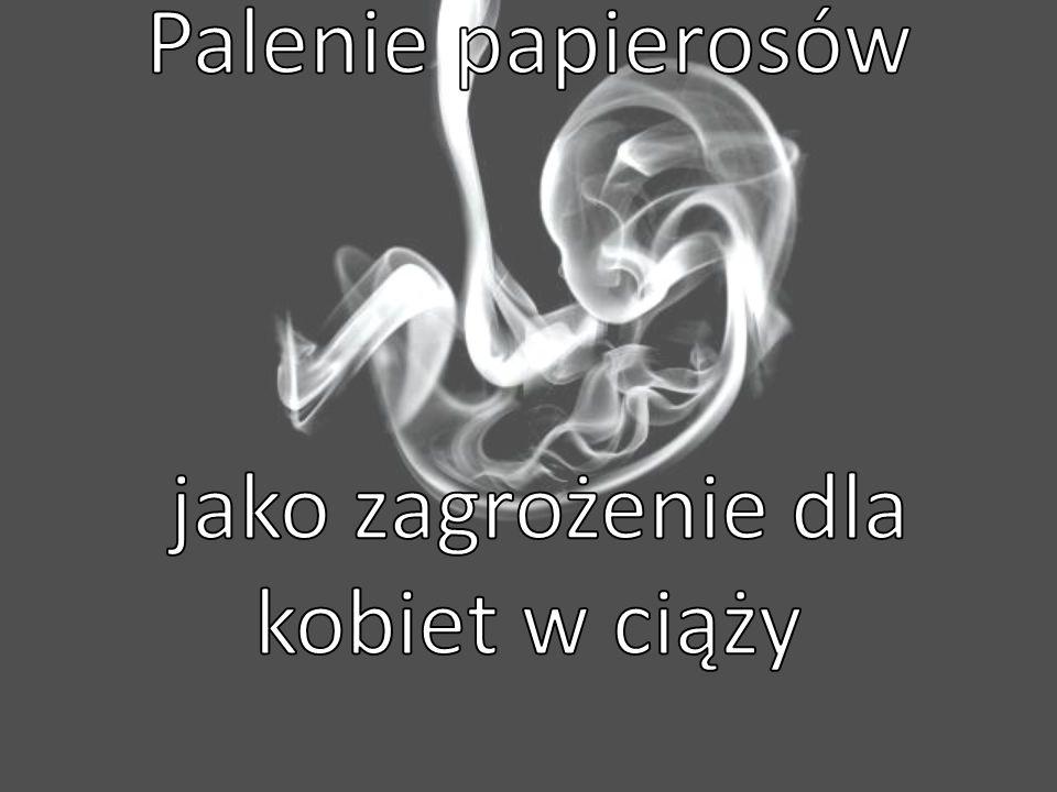 Skład dymu papierosowego 4 000 substancji chemicznych, w tym 40 to substancje rakotwórcze M.in.