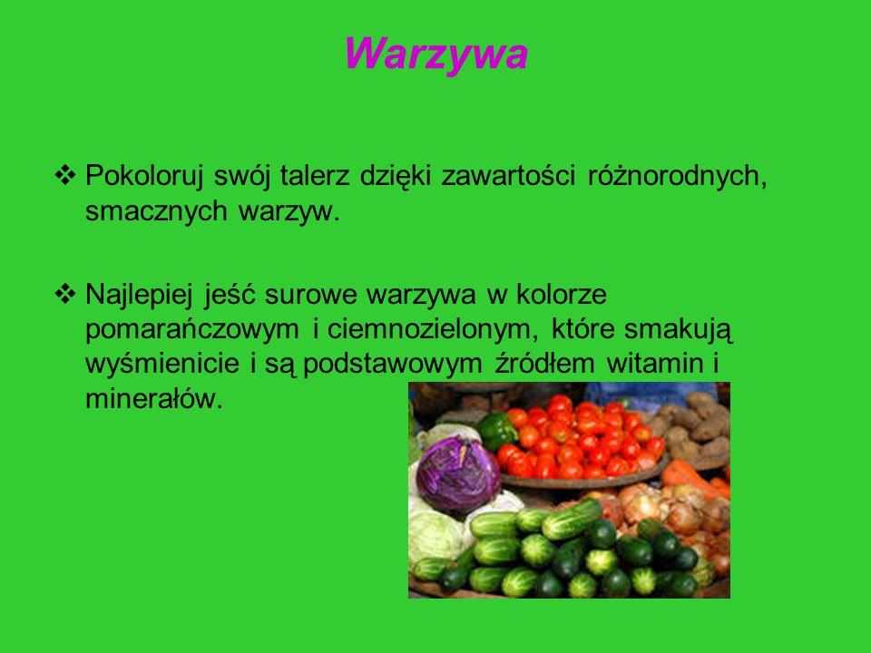 Owoce  Owoce to naturalne słodycze – są słodkie i przepyszne.