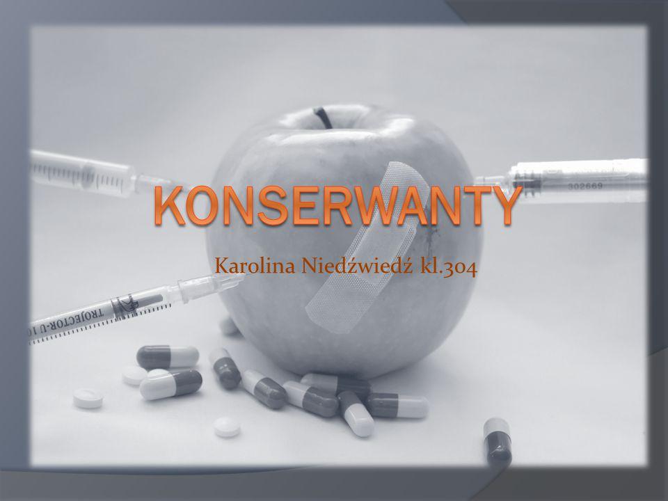 Konserwant (środek konserwujący) – związek chemiczny lub mieszanina związków, powodująca przedłużenie przydatności do spożycia (lub trwałości) produktów spożywczych i przemysłowych.