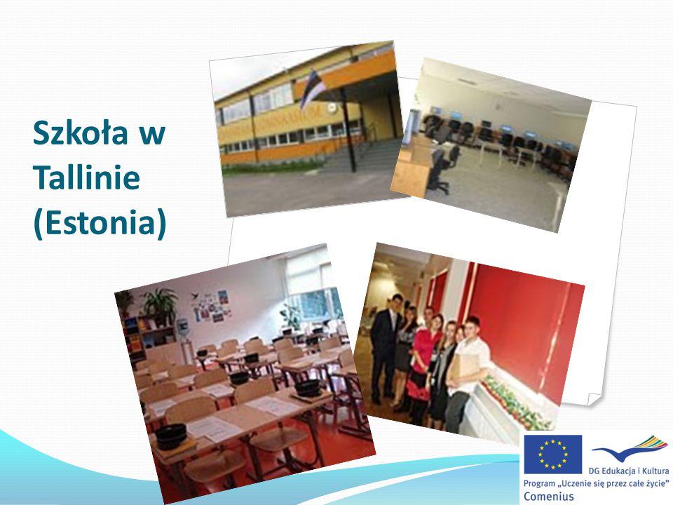 Szkoła w Tallinie (Estonia)