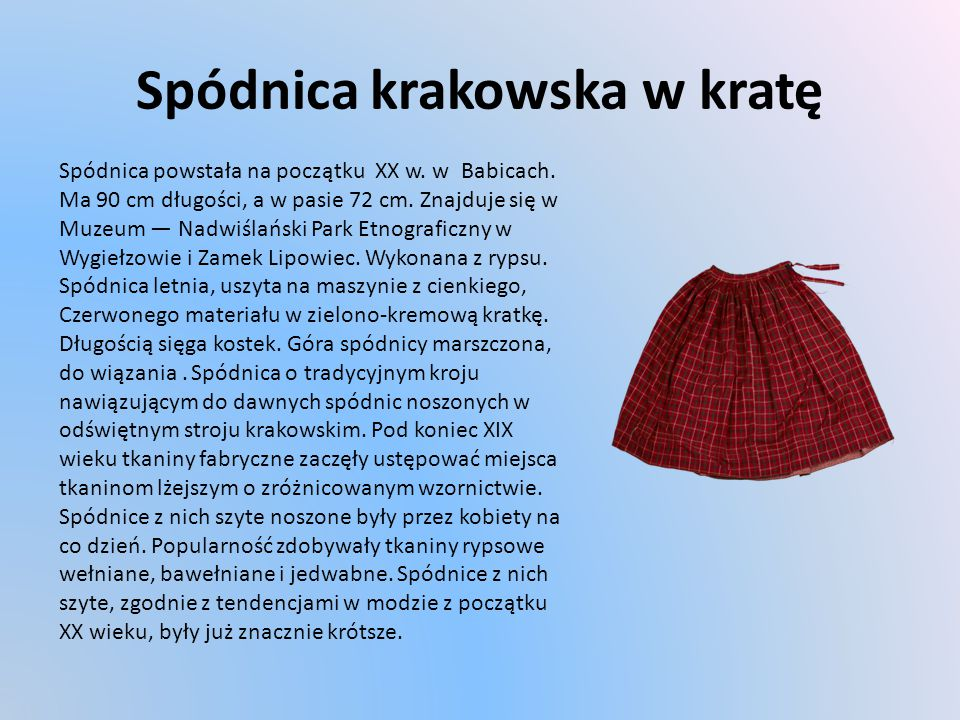 Buty kobiece mnikowskie Buty powstały w XIX/XX w Krzeszowicach.